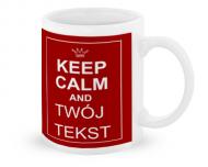 Kubek, Keep calm