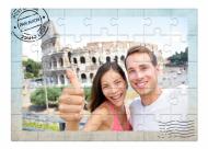 Puzzle, Pocztówka z podróży, 20 elementów