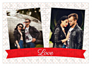 Puzzle, I love you, 120 elementów