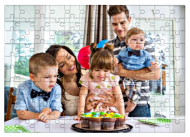 Puzzle, Twój projekt puzzli, 88 elementów