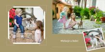 Fotoksiążka Nasze wspólne chwile, 20x20 cm
