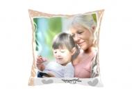 Poduszka, bawełna, Kochanej Babci, 40x40 cm