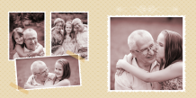 Fotoksiążka Z albumu rodzinnego, 15x15 cm