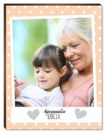 Fotopanel, Kochanej Babci, 20x30 cm