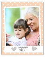 Fotopanel, Kochanej Babci, 13x18 cm