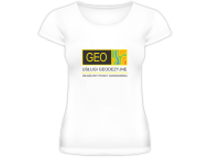 Koszulka damska, Firmowe koszulki z logo