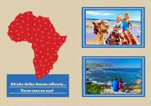 Fotoksiążka Kolorowa Afryka, 20x30 cm