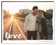 Fotopanel, To właśnie miłość, 18x13 cm