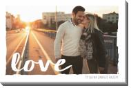 Obraz, To właśnie miłość, 40x30 cm