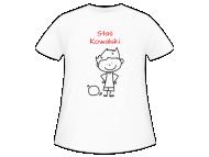 Koszulka dziecięca, Koszulka ucznia