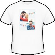 Koszulka męska, Urodziny