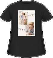 Koszulka dziecięca, Urodziny