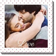 Obraz, Wielka miłość, 30x30 cm