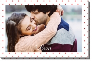 Obraz, Wielka miłość, 80x60 cm
