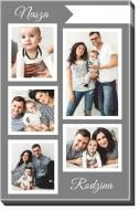 Obraz, Nasza Rodzina, 60x80 cm