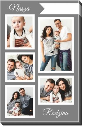 Obraz, Nasza Rodzina, 50x70 cm