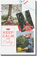 Obraz, Keep Calm and..., 40x60 cm