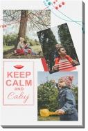 Obraz, Keep Calm and..., 30x40 cm