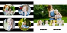 Fotokniha Album na každú príležitosť, 15x15 cm