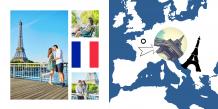 Fotokniha Francie - prázdninové dobrodružství, 20x20 cm