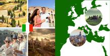 Fotokniha Talianske dovolenkové dobrodružstvo, 30x30 cm