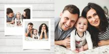 Fotokniha Najnovšie spomienky, 15x15 cm