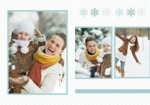 Fotokniha Naše zimní chvíle, 20x30 cm