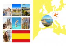 Fotokniha Španělsko - prázdninové dobrodružství, 20x30 cm