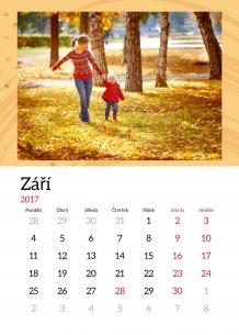 Kalendář, Krásných 365 dní, 20x30 cm