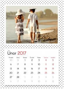 Kalendář, Sbírka vzpomínek, 20x30 cm