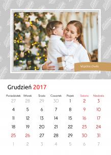 Kalendarz, Rodzinne Opowieści, 30x40 cm