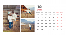 Kalendarz, Twój kalendarz miłosny, 22x10 cm