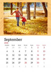 Kalendár, Čarovných 365 dní, 30x40 cm