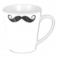 Kubek latte, Wąsy