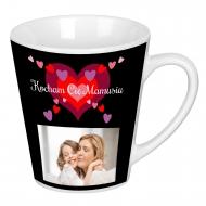Kubek latte, Mamo, kochamy Cię