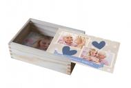 Pudełko, Kochanej Babci, 17x12 cm