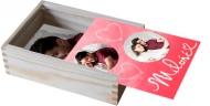 Pudełko, Miłość, 17x12 cm