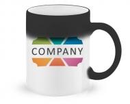 Kubek magiczny, Logo firmy