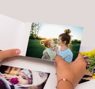 Fotokniha Mini, 19x10, Twój projekt