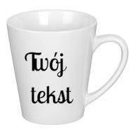 Kubek latte, Twój tekst