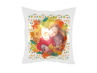 Poduszka, satyna, Jesienne wspomnienia, 38x38 cm