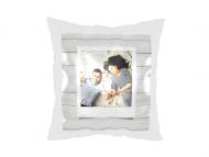 Poduszka, satyna, Najświeższe wspomnienia, 25x25 cm