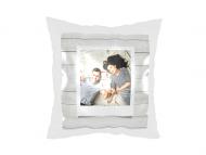 Poduszka, satyna, Najświeższe wspomnienia, 38x38 cm