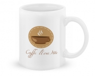 Kubek, Caffe Latte