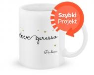 Kubek, Love Espresso