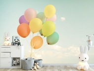 Fototapeta, Balony