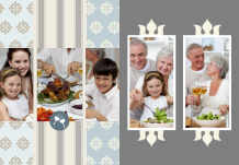 Fotokniha Rodinné stretnutia, 20x30 cm