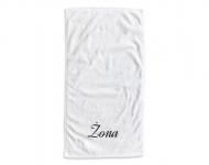 Ręcznik Żona, 30x60 cm