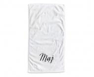 Ręcznik Mąż, 30x60 cm