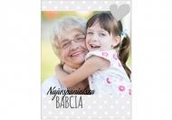 Fotokartki Dla Kochanej Babci, 15X20 cm